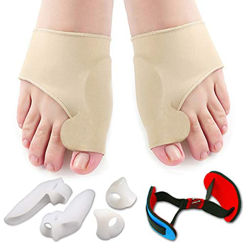 Bunion Relief Protector Sleeves Kit
